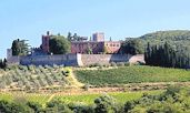Brolio Castle and Chianti Wine Tasting Tour