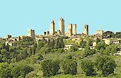 Sienna and San Gimignano Tour